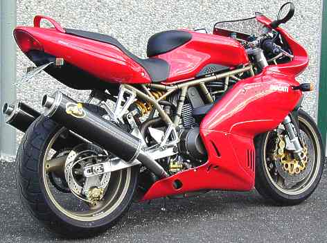 Ducati Ss Exhaust Uk