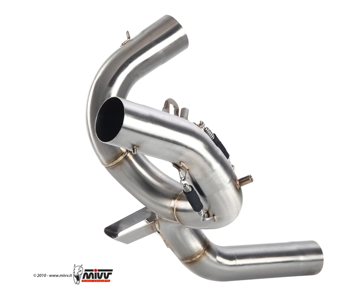 Ducati St Exhaust Pipes