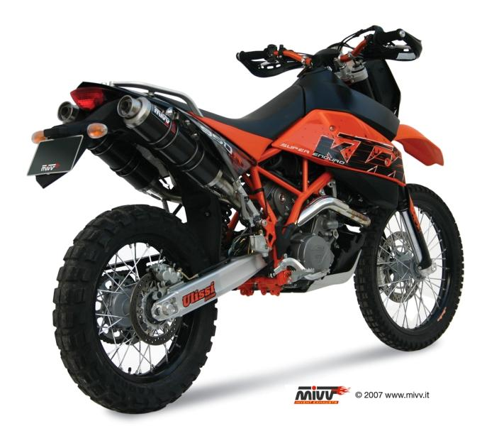 Ktm Enduro Full Exhaust