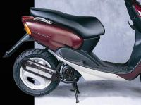 IXIL 2 Stroke Classic Scooter Silencer