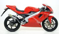 Cagiva Exhaust Silencers