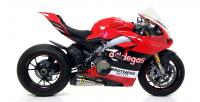 Ducati Exhaust Silencers
