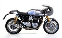 Triumph Exhaust Silencers