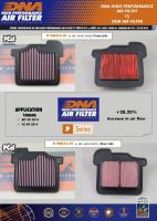 DNA PERFORMANCE AIR FILTER YAMAHA MT-09 Tracer 2015-20