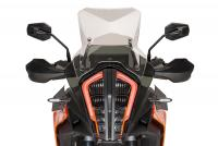 PUIG Upper and Lower Deflectors – KTM 1090 Adventure (R) 2017-19