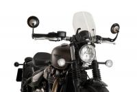 Puig New Generation Touring Screen - Triumph Bonneville Bobber 2017-19