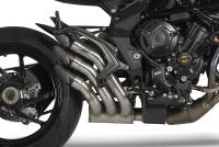 QD Power Gun 21 Silencers MV AGUSTA SUPERVELOCE 2019-21