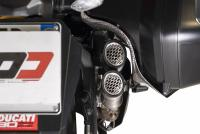 QD Power Gun Slip on Silencer Ducati Multistrada 950 / S 2017-20