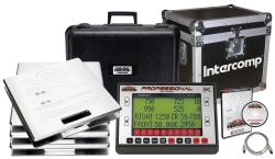 Intercomp Wireless Pro Scale System SW777RFX with Pad Case