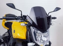 PUIG New Generation Screen Yamaha FZ1 Naked 2006-16