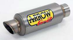Arrow GP2 Titanium Race Can Honda CBR1000RR 2008-13