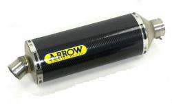 Arrow Indy Race Approved  Carbon can TRIUMPH 675 Daytona 2006-09