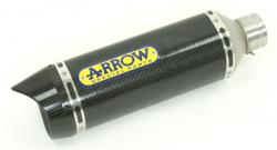 Arrow System Road ALL Carbon fibre Cans Suzuki GSXR1000 07-08