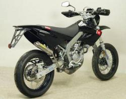 Arrow System LOW Titanium can DERBI DRD Edition SM50 2005-06