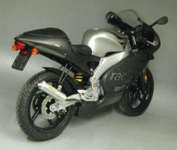 Arrow System with Titanium can APRILIA RS50 1999-06