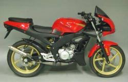 Arrow System with Titanium can APRILIA Tuono 50 2003-06