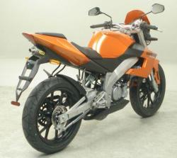 Arrow System with Titanium can DERBI GPR125 Nude 2004-07