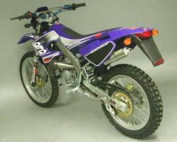 Arrow System with Titanium Silencer - DERBI Senda 50 2000-09