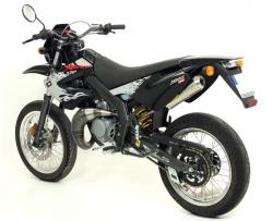 Arrow System with Titanium can - DERBI Senda SM50 2009 -15