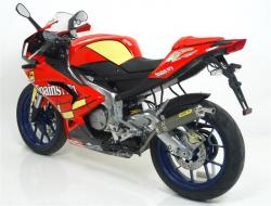 Arrow system with Road Kevlar can APRILIA RS125 1995-2014