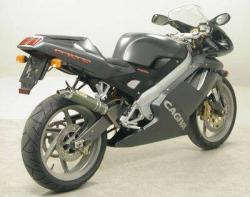 Arrow system with Road Kevlar can CAGIVA Mito 125 1994-06