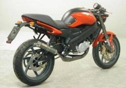 Arrow system with Road Kevlar can CAGIVA Planet 125 1999-03