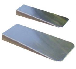 Rebco Pair Aluminium Scale Ramps for 2 ½ inch Pads