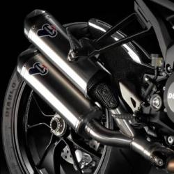 Termignoni Stainless Homologated Silencer Kit Ducati Monster 1100 EVO 2011-13