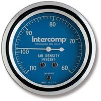 Intercomp Air Density Gauge with Case