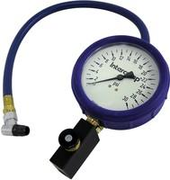 Intercomp Air Gauge 30 x 1 psi Fill, Bleed + Read 4 inch Glow Dial