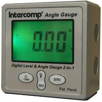 Intercomp Digital Angle Gauge  With Magnetic Base + Side