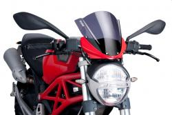 PUIG Racing Screen Ducati Monster 1100 2009-13