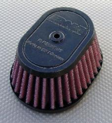 DNA AIR FILTER KAWASAKI KLR650 1987-2014