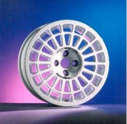 Speedline Wheel 2015 8x17 Lancia Delta