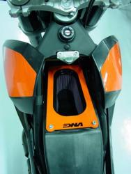 DNA AIR BOX COVER KTM 690cc SMC/ENDURO/R 2007-09