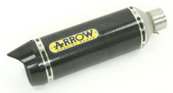 Arrow Road All Carbon Thunder Can HONDA CB600 Hornet 2007-13
