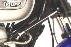 Hyde Steering Damper Kit Triumph Bonneville 2009-13