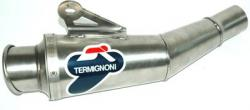 Termignoni Stainless Conical Silencer HONDA CBR600F 2011-13
