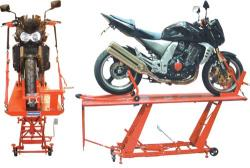 Hydraulic Workshop Bike Lift Table 400kg capacity