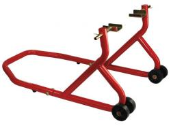Red Rear Paddock Stand