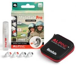 Alpine Motosafe - Hearing Protection for Tour / Race / Pro