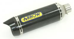 Arrow Full System Thunder Carby Carbon Silencer YAMAHA FZ-09 2013-16