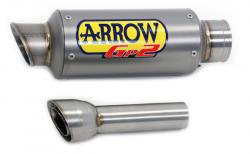 Arrow GP2 Baffle Honda CBR 1000 RR - 2008-13