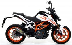 Arrow GP2 Silencer KTM Duke 390 - 2017-19