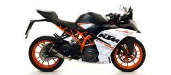 Arrow GP2 Silencer - KTM RC 125  2017-19