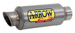 Arrow Pro Race GP2 Silencer Aprilia Tuono V4 1100 - 2017-18