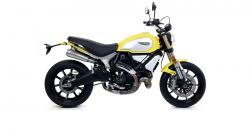 Arrow Pro Race Underseat Silencers Ducati Scrambler 1100 - 2018