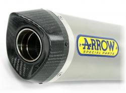 Arrow Race-Tech titanium silencer with carby end cap S1000XR 2015-2016