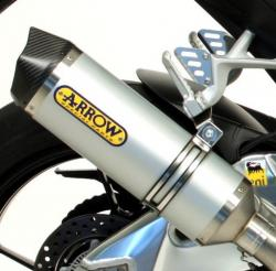 Arrow Racetech Road Aluminium Silencer APRILIA RSV4 2009-15
