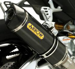 Arrow Racetech Road Carbon Silencer APRILIA RSV4 2009-15